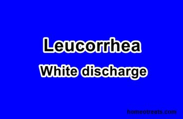 श्वेत प्रदर Leukorrhea (Whites)