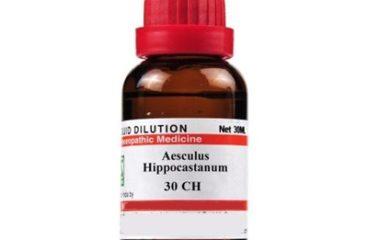 Aesculus hipp एस्कुलस-हिप्प