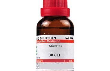 Alumina ऐलूमिना