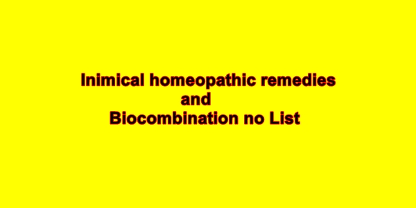 biocombination list